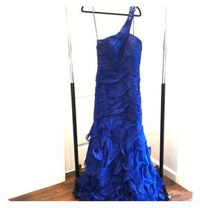 Jovani 100% Silk Gown
